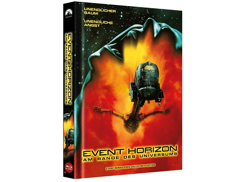Event Horizon - Am Rande des Universums [Blu-ray]