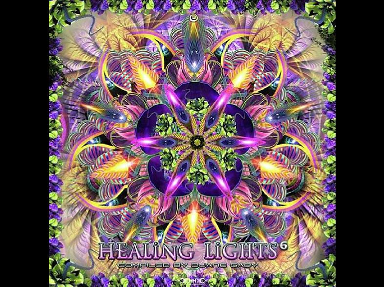VARIOUS - Healing Lights 6 [CD]