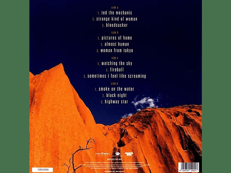 Deep Purple - Total Abandon-Australia '99 [LP + Bonus-CD]