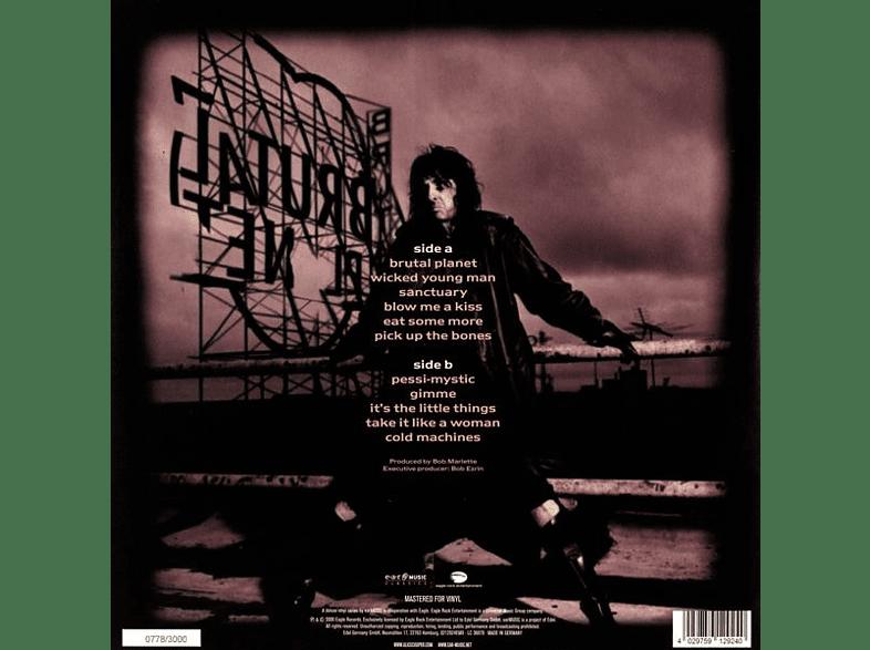 Alice Cooper - Brutal Planet (Limited Vinyl Edition) [LP + Bonus-CD]