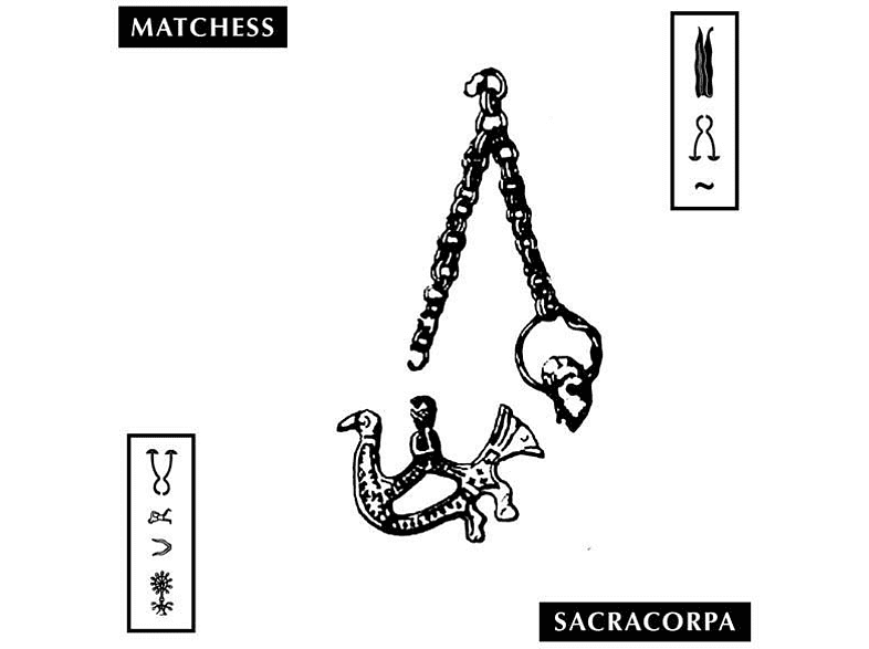 Matchess - Sacracorpa [Vinyl]