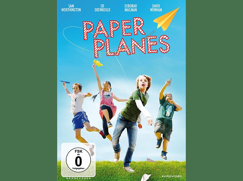 Paper Planes [DVD]