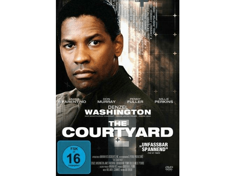 The Courtyard [DVD]