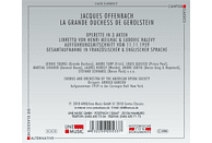 Chorus & Orchestra Of The American Opera Society - La Grande Duchess De Gerolstein [CD]