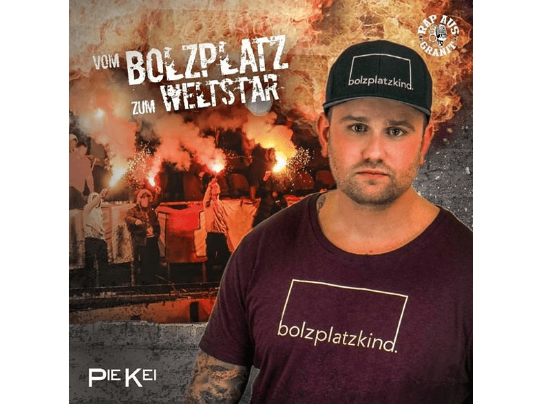 Pie Kei - Vom Bolzplatz Zum Weltstar [CD]