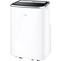 AEG AXP26U338CW Mobiles Klimagerät Weiß (Max. Raumgröße: 40 m², EEK: A)