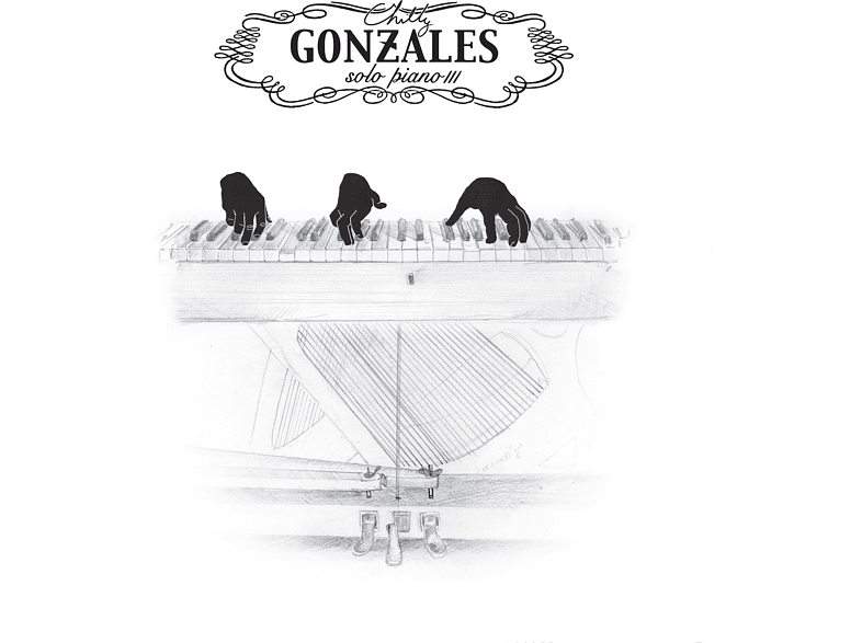 Chilly Gonzales - Solo Piano III [Vinyl]
