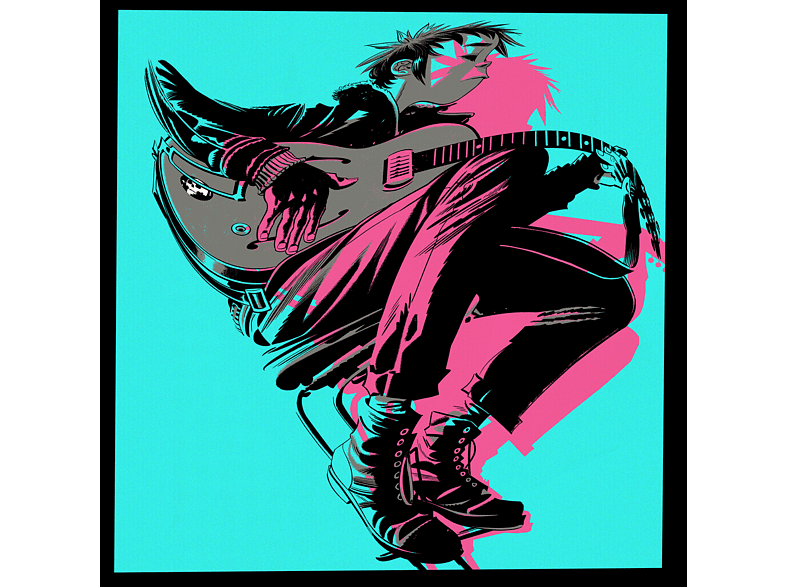 Gorillaz - THE NOWNOW [Vinyl]