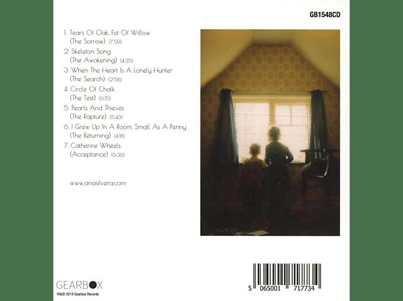 Ana Silvera - Oracles [CD]