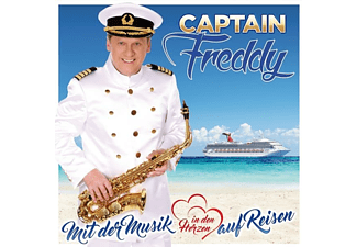 Captain Freddy - Mit der Musik in den Herzen au  - (CD)
