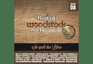 VARIOUS - BEST OF WOODSTOCK DER BLASMUSIK VOL  - (CD)