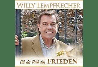 Willy Lempfrecher - GIB DER WELT DEN FRIEDEN  - (CD)