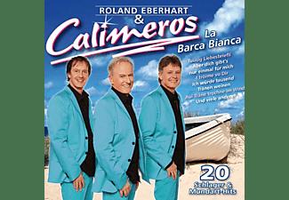 Roland Eberhardt & Calimeros - 20 SCHLAGER & MUNDART-HITS  - (CD)