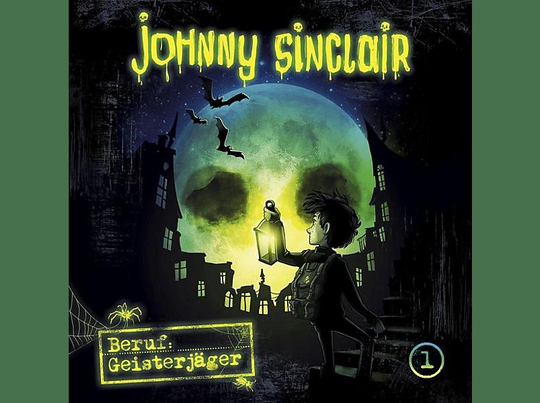 Johnny Sinclair - 01: Beruf: Geisterjäger (Teil 1 von 3) - (CD)
