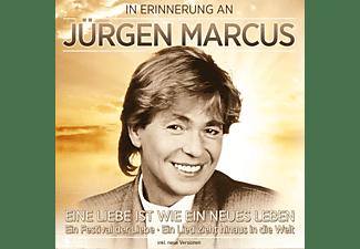 Jürgen Marcus - IN ERINNERUNG - EINE NEUE LIEBE IST  - (CD)