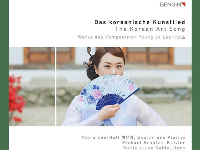 Yoora Lee-Hoff, Michael Schütze, Marie-Luise Kahle - Das Koreanische Kunstlied [CD]
