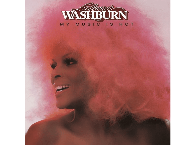 Lalomie Washburn - My Music Is Hot (Expanded+Remastered Edition) [CD]