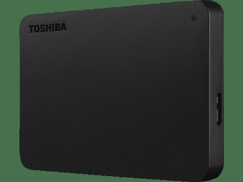 TOSHIBA Canvio Basics Exclusive, 500 GB HDD, 2.5 Zoll, extern