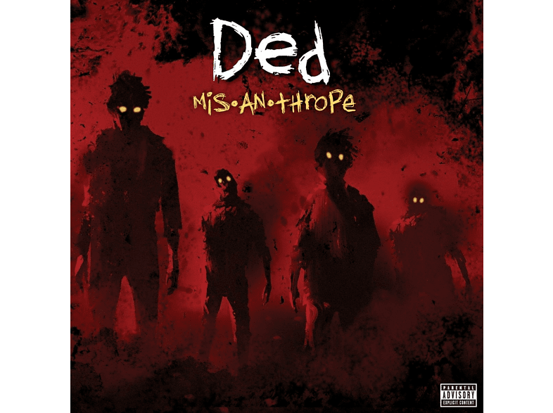 Ded - Mis-An-Thrope [CD]