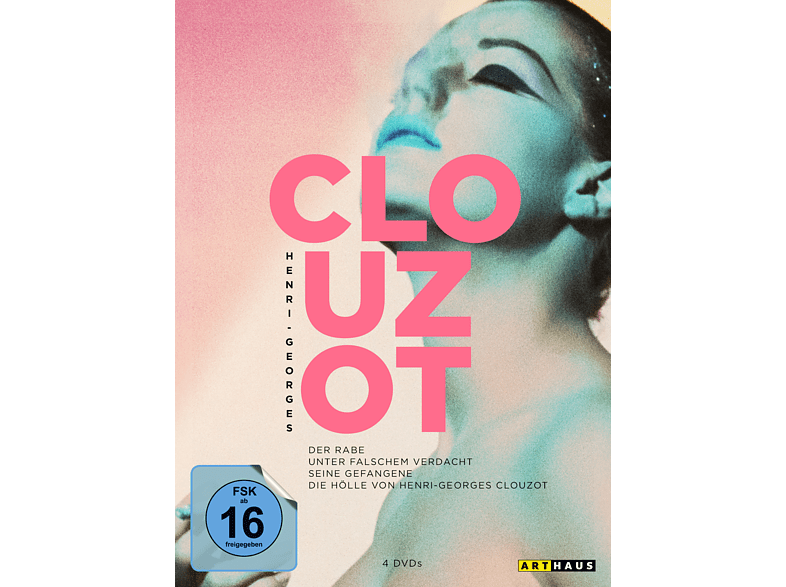 Henri-Georges Clouzot Edition [DVD]