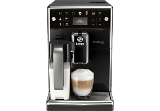 SAECO Kaffeevollautomat PicoBaristo Deluxe SM5570/10, klavierlack-schwarz