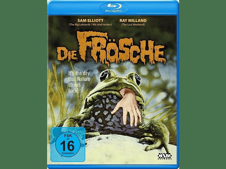 DIE FRÖSCHE [Blu-ray]