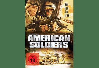 American Soldiers - Ein Tag im Irak DVD