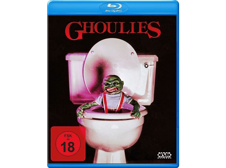 Ghoulies [Blu-ray]