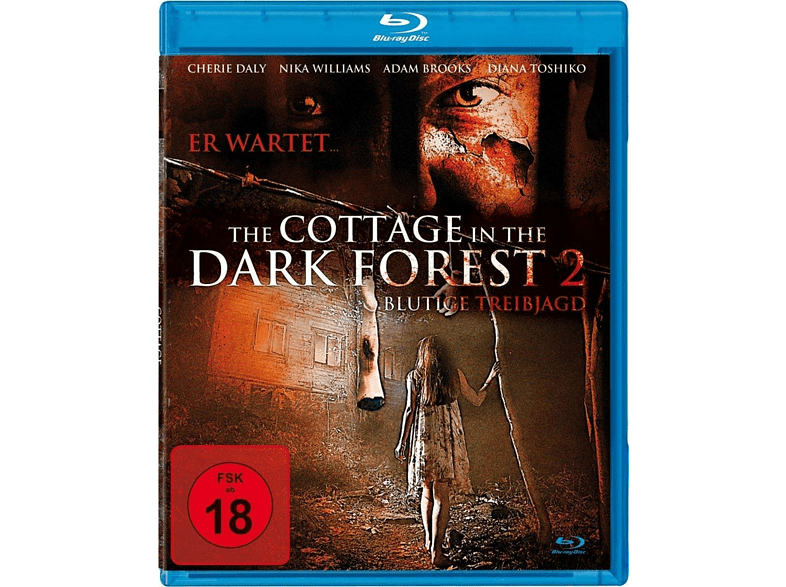 Blood Shed - The Cottage in the Dark Forest 2 - Blutige Treibjagd [Blu-ray]