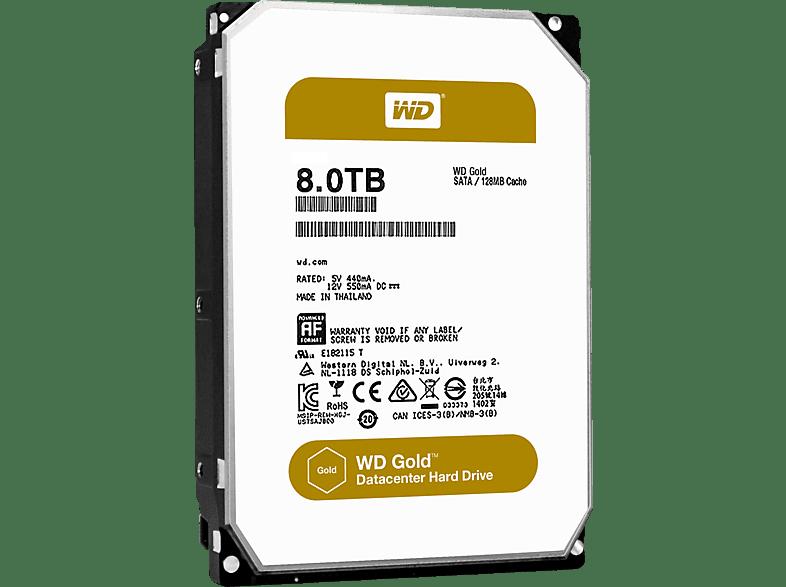 WD Gold™ BULK, 8 TB HDD, 3.5 Zoll, intern
