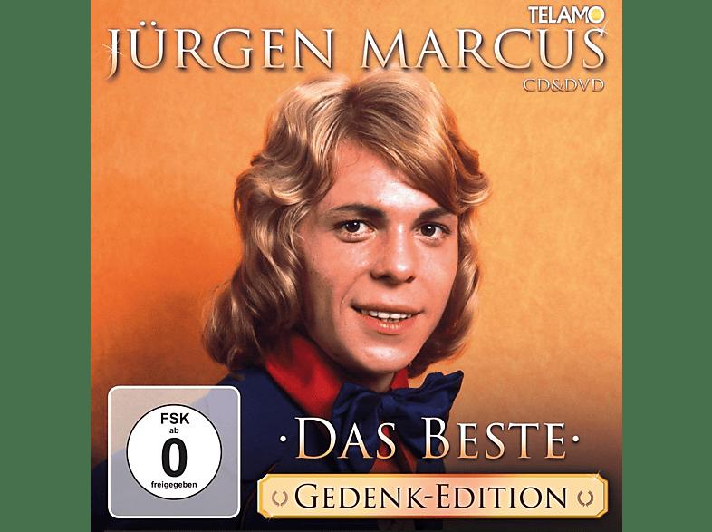 Jürgen Marcus - Das Beste (Gedenkedition) [CD + DVD Video]