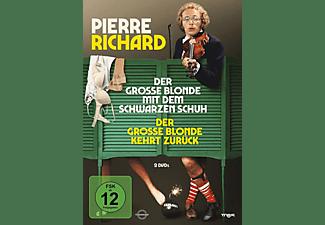 Der große Blonde mit dem schwarzen Schuh / Der große Blonde kehrt zurück DVD