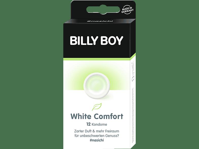 BILLY BOY WHITE COMFORT 12ER Kondome
