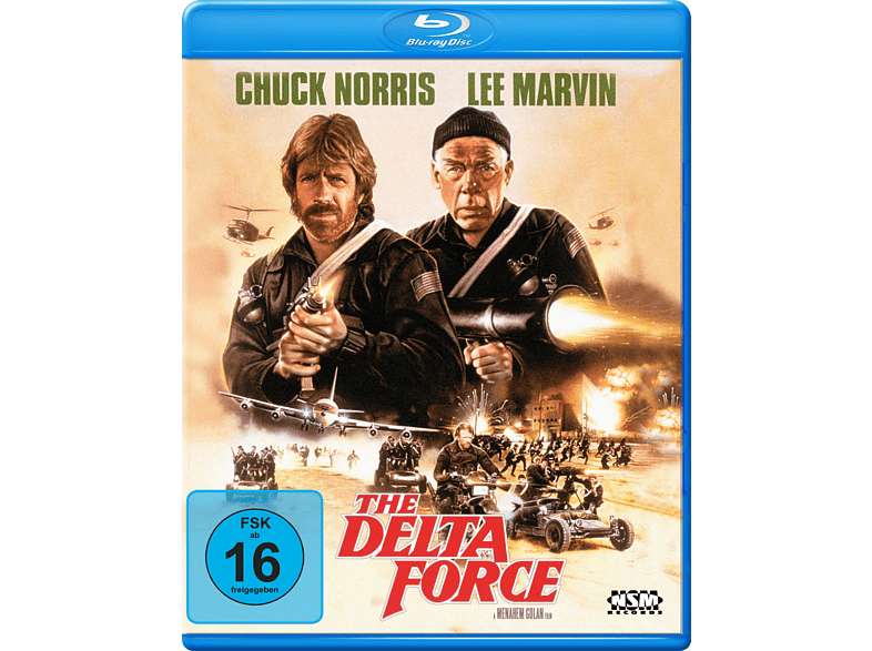 Delta Force 1 [Blu-ray]