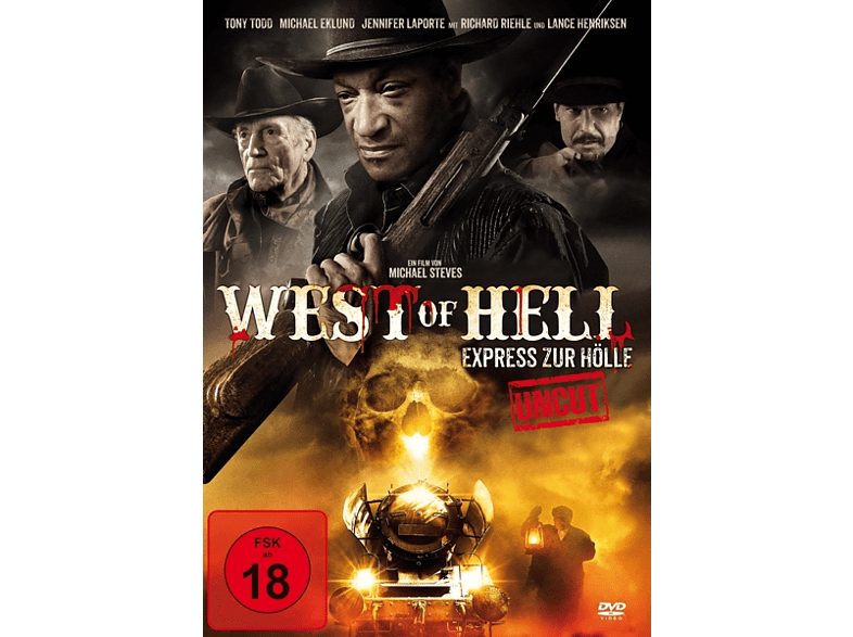 West of Hell-Express zur Hölle [DVD]