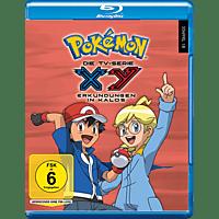 Pokémon - Staffel 18 - XY: Erkundungen in Kalos [Blu-ray]