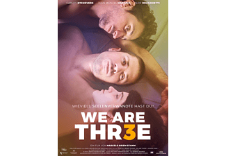 WE ARE THR3E - (DVD)