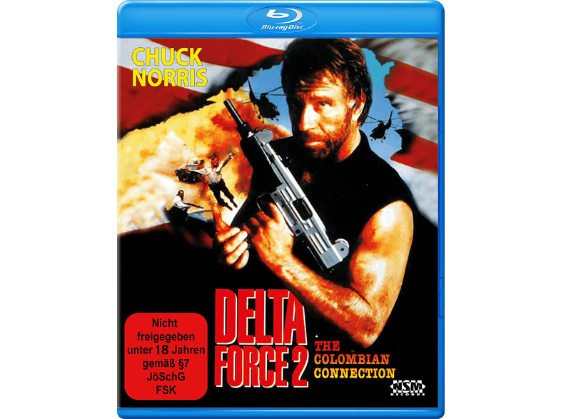 Delta Force II [Blu-ray]
