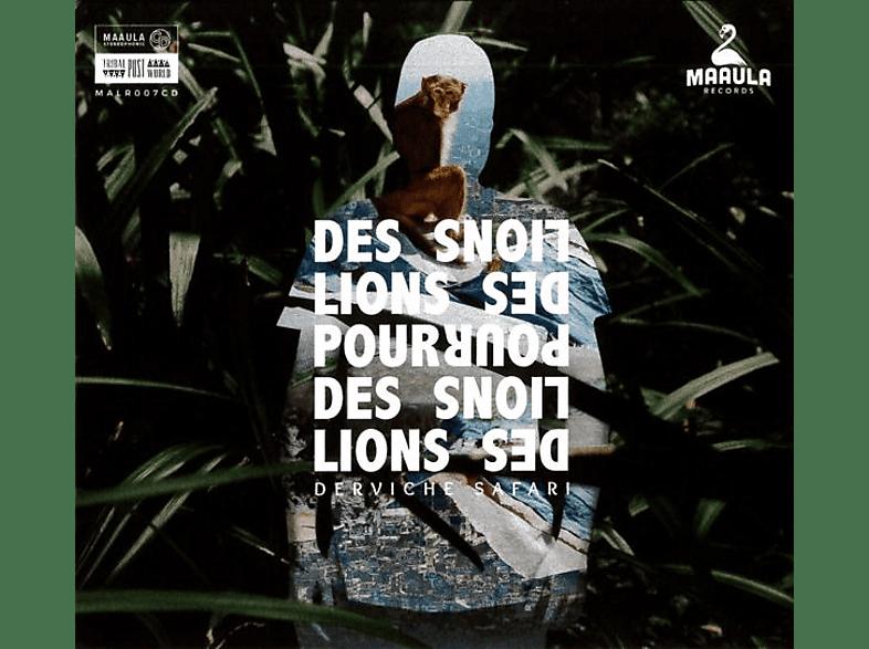 Des Lions Pour Des Lions - Derviche Safari [CD]