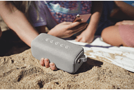 FRESH N REBEL Rockbox Bold M Bluetooth Lautsprecher, Hellgrau, Wasserfest