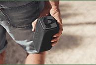 FRESH N REBEL Rockbox Bold M Bluetooth Lautsprecher, Grau, Wasserfest