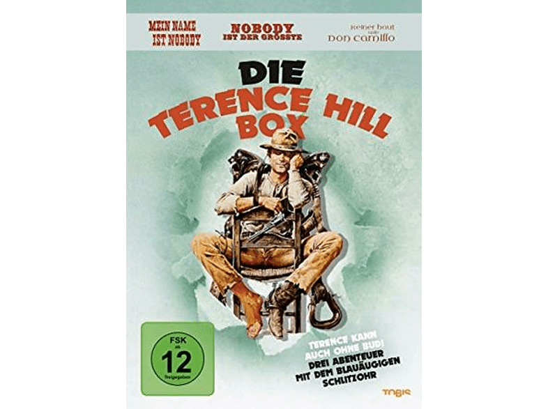 Die Terence Hill Box [DVD]