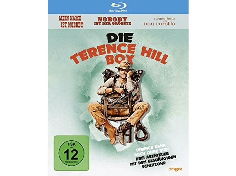 Die Terence Hill Box [Blu-ray]