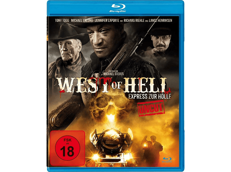 West of Hell-Express zur Hölle [Blu-ray]