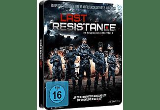 Last Resistance - Im russischen Kreuzfeuer Blu-ray + DVD