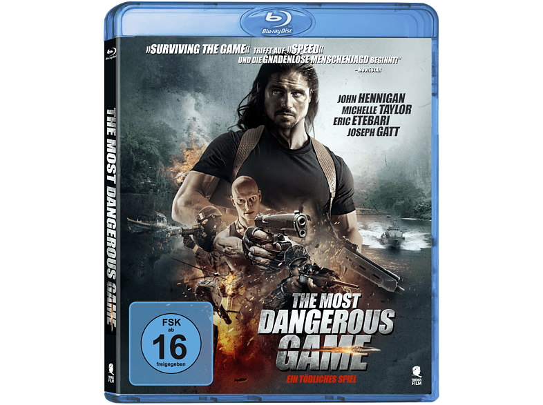 The Most Dangerous Game [Blu-ray]