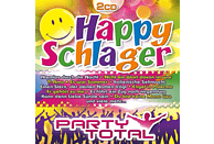 VARIOUS - Happy Schlager,Party Total [CD]