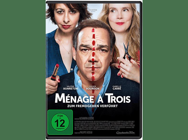 Ménage à trois - Zum Fremdgehen verführt [DVD]