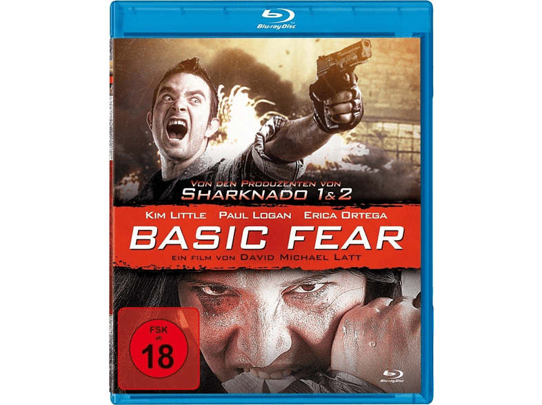 Basic Fear [Blu-ray]