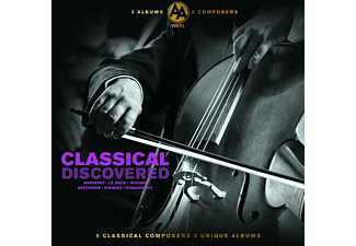 VARIOUS - Discovered Classical - (Vinyl)